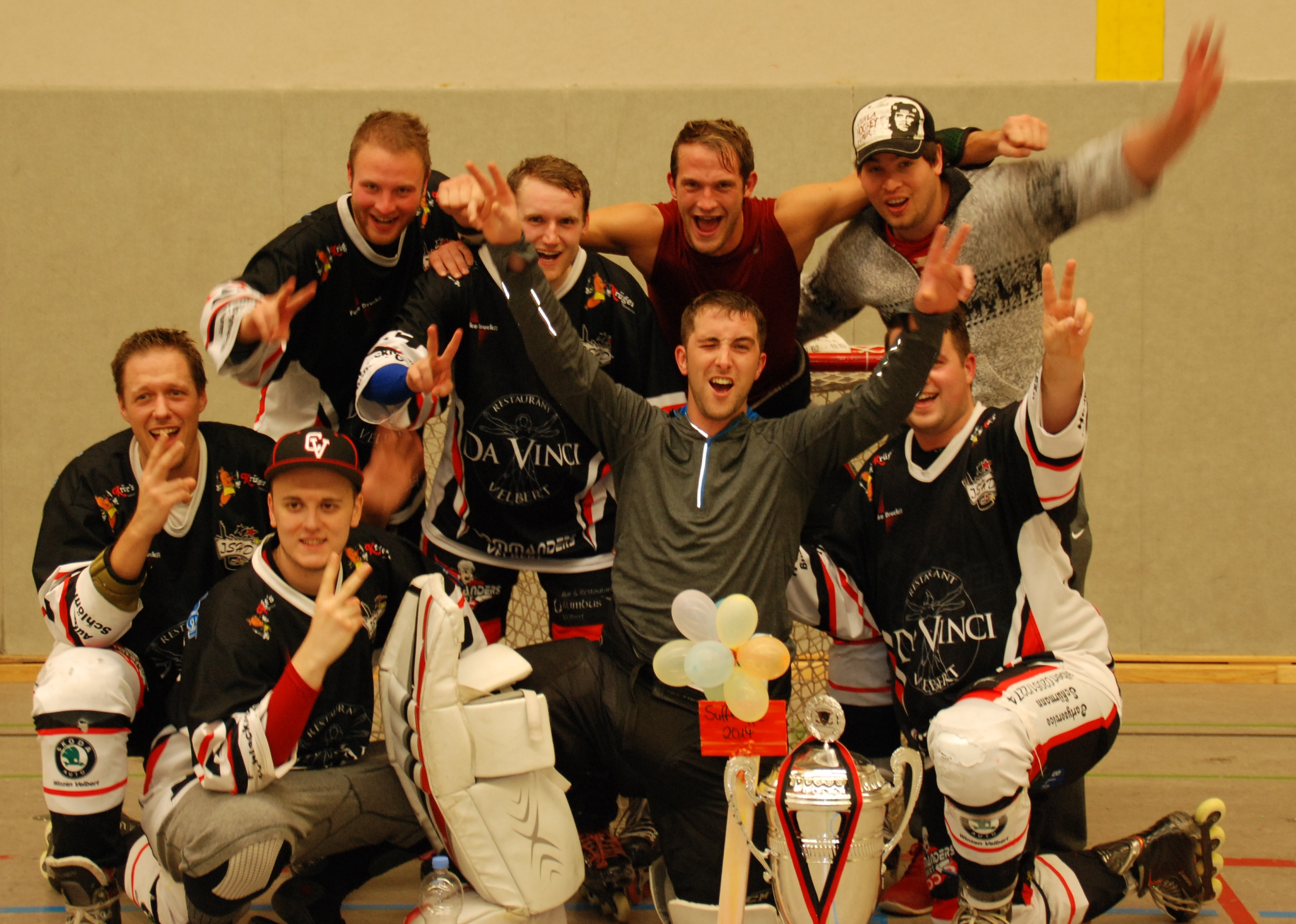 Sieger Euregiopokal 2014 Herren