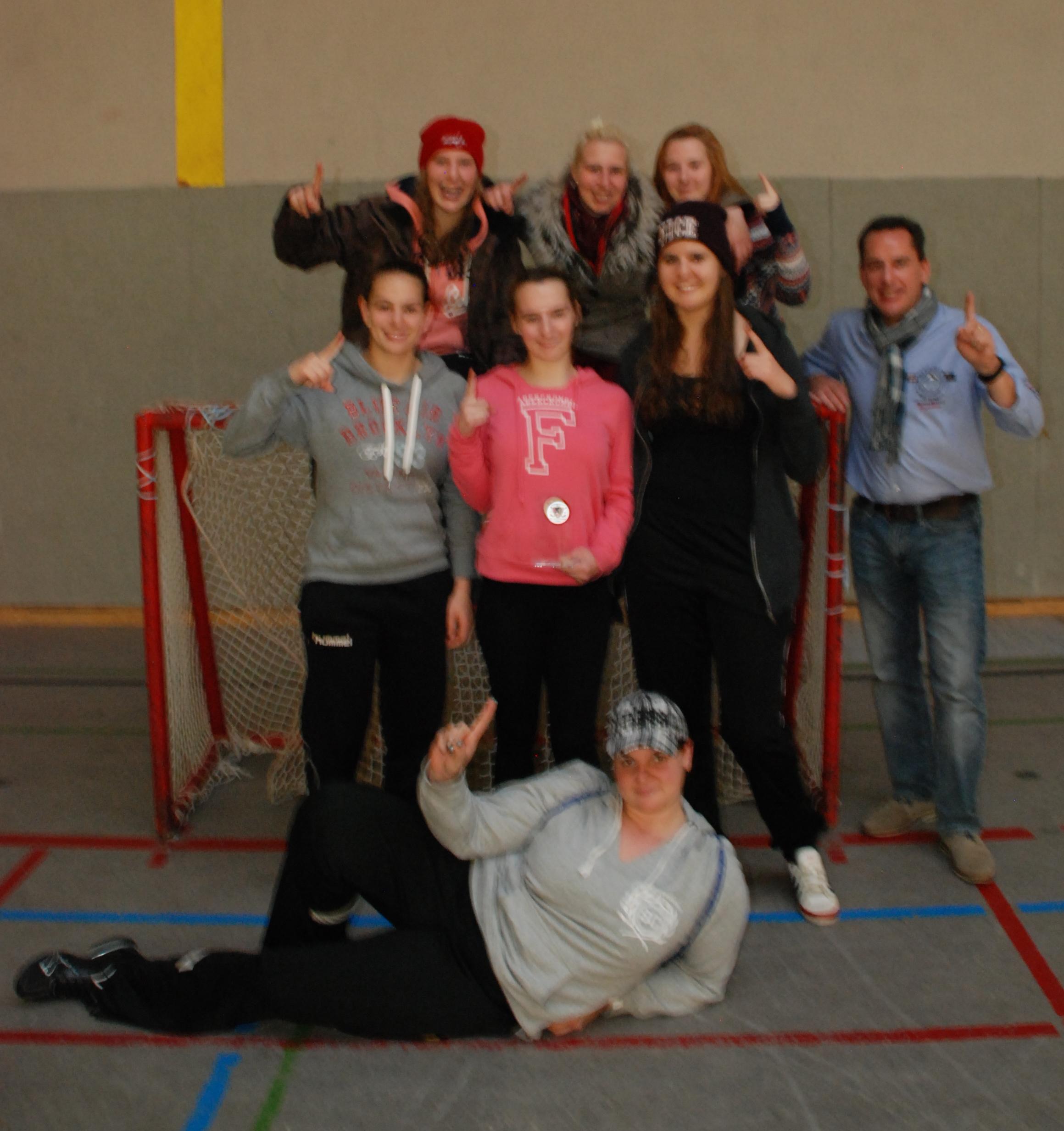 Sieger Euregiopokal 2014 Damen